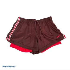 Nike Pro Combat Dri Fit Double Layer Shorts (Med)